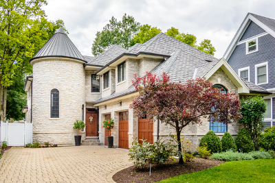 River Forest Single Family Home For Sale: 310 Gale Avenue