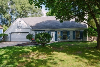 Oswego Single Family Home For Sale: 18 Beau Meade Road