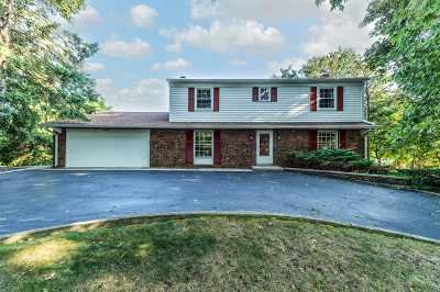 Sleepy Hollow Single Family Home For Sale: 1008 Beau Brummel Drive