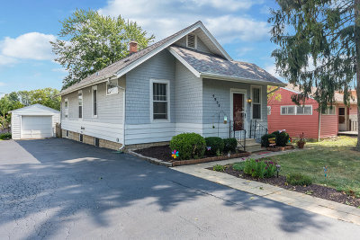 Downers Grove Single Family Home For Sale: 4905 Puffer Road