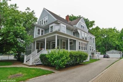 Oak Park Single Family Home For Sale: 523 North Kenilworth Avenue