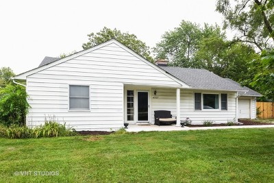 La Grange Highlands Single Family Home For Sale: 6227 Willow Springs Road