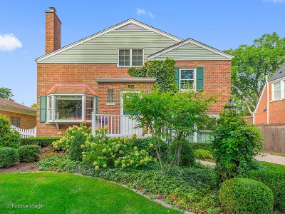 La Grange Single Family Home Contingent: 94 Bassford Avenue