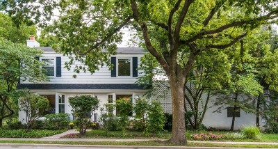 Western Springs Single Family Home For Sale: 4700 Woodland Avenue
