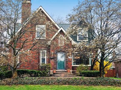 Western Springs Single Family Home For Sale: 3924 Harvey Avenue