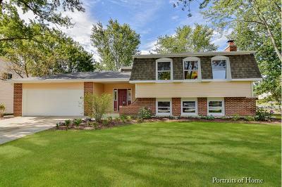 Wheaton Single Family Home For Sale: 1332 Groton Lane