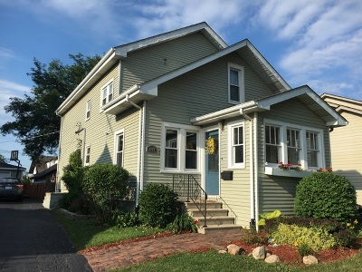 Downers Grove Single Family Home For Sale: 609 Sherman Street