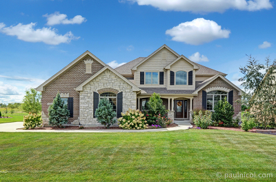 Frankfort Single Family Home Contingent: 8566 High Stone Way