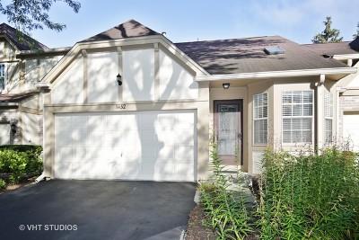Hoffman Estates Condo/Townhouse For Sale: 1452 Garnet Circle