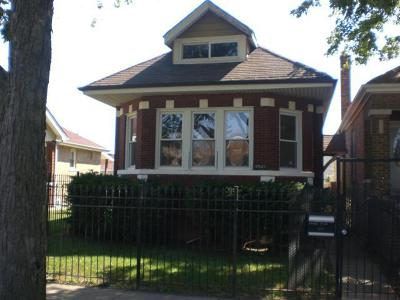 Chicago Single Family Home Re-Activated: 8541 South Laflin Street