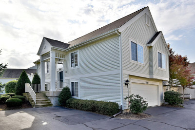 Cary Condo/Townhouse For Sale: 1564 New Haven Drive