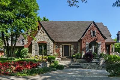 Hinsdale Single Family Home For Sale: 119 East 8th Street