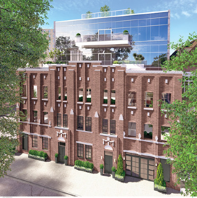 Chicago Condo/Townhouse For Sale: 2035 North Orleans Street #PH