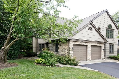 Darien Condo/Townhouse For Sale: 1101 Lodgepole Court