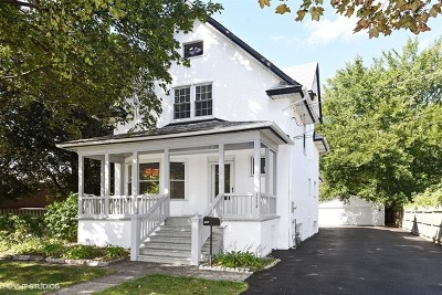 Berkeley Single Family Home For Sale: 1534 North Wolf Road
