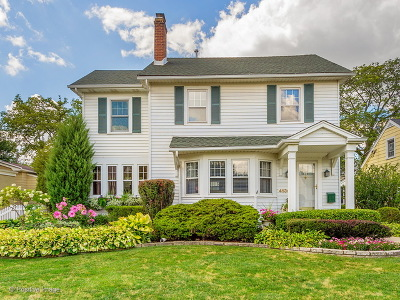 Western Springs Single Family Home Contingent: 4136 Linden Avenue