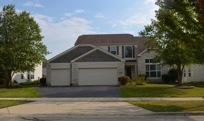 Huntley Single Family Home Contingent: 10747 Allegheny Pass