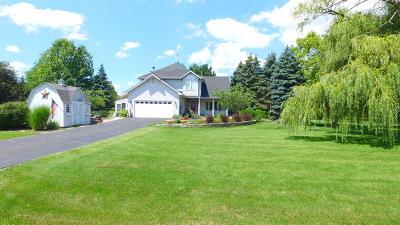 Elburn Single Family Home Contingent: 2n170 McGonagle Court