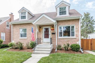 Brookfield Single Family Home Contingent: 9428 Henrietta Avenue
