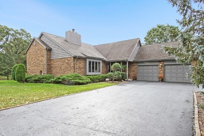 McHenry Single Family Home For Sale: 2510 Martin Road