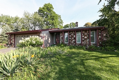 Bloomingdale Single Family Home Contingent: 305 West Army Trail Road