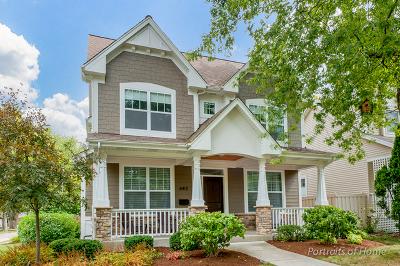 Glen Ellyn Single Family Home For Sale: 683 Kenilworth Avenue