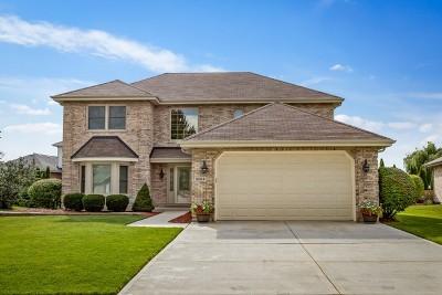 Woodridge Single Family Home Contingent: 9064 Lancaster Lane