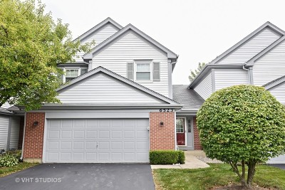 Downers Grove Condo/Townhouse Contingent: 6523 Barclay Court