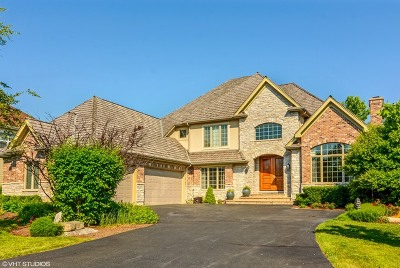 Long Grove Single Family Home For Sale: 7241 Greywall Court
