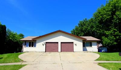 Elgin Multi Family Home For Sale: 456-458 Princeton Court