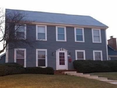 Hoffman Estates Single Family Home Contingent: 1995 Fairway Court