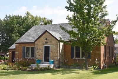 Lockport Single Family Home Contingent: 1006 Garfield Street