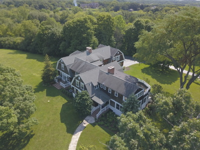 Barrington Hills Single Family Home For Sale: 260 Otis Road