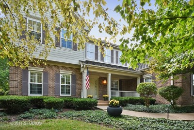 Long Grove Single Family Home For Sale: 5393 Promontory Lane