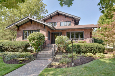Naperville Single Family Home Contingent: 105 South Columbia Street