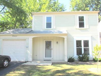 Warrenville Condo/Townhouse For Sale: 29w412 White Oak Drive