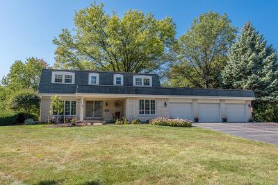 Wheaton Single Family Home For Sale: 192 East Thompson Drive