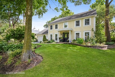 Naperville Single Family Home For Sale: 1648 White Pines Court
