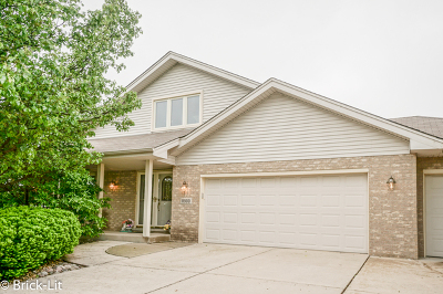 Tinley Park Single Family Home For Sale: 8900 Glenshire Street