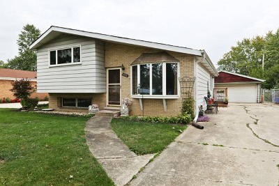 Elmhurst Single Family Home For Sale: 741 North Kenilworth Avenue