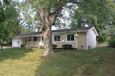 Crystal Lake Single Family Home For Sale: 761 Nottingham Lane