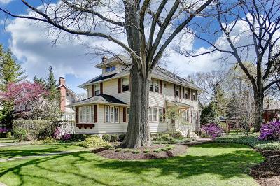 La Grange Single Family Home For Sale: 125 Sunset Avenue