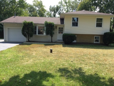 Carol Stream Single Family Home For Sale