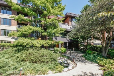 Hinsdale Condo/Townhouse For Sale: 1409 Burr Oak Road #415A