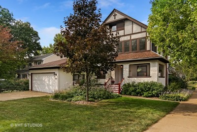 Downers Grove Single Family Home For Sale: 4832 Forest Avenue