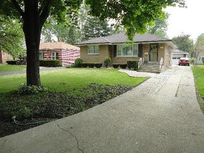 Berkeley Single Family Home For Sale: 1531 Morris Avenue