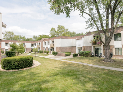 Downers Grove Condo/Townhouse For Sale: 541 73rd Street #105