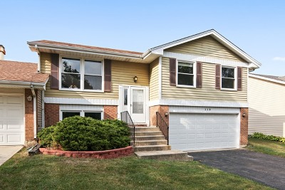 Lombard Condo/Townhouse Contingent: 118 Regency Drive