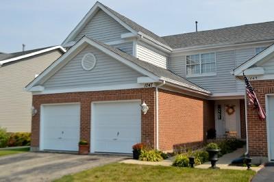 Bartlett Condo/Townhouse For Sale: 1047 Dartmouth Drive