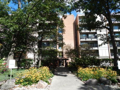 Lisle Condo/Townhouse For Sale: 6010 Oakwood Drive #1H